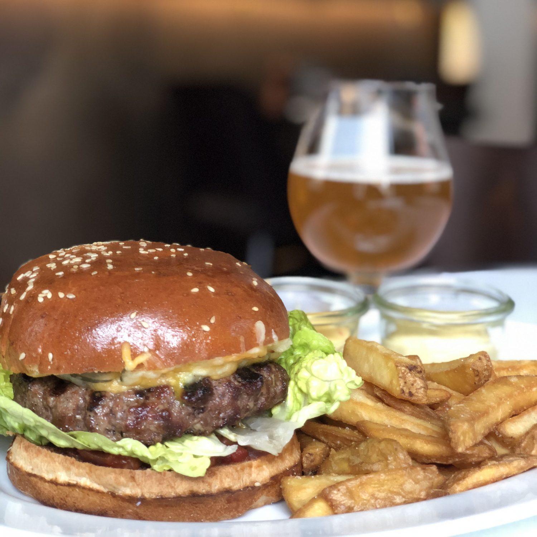 kvardratiskburger